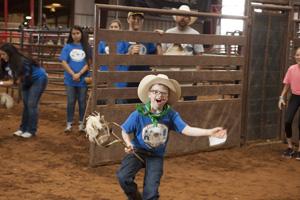 Cowboys for Kids Stickhorse Race
