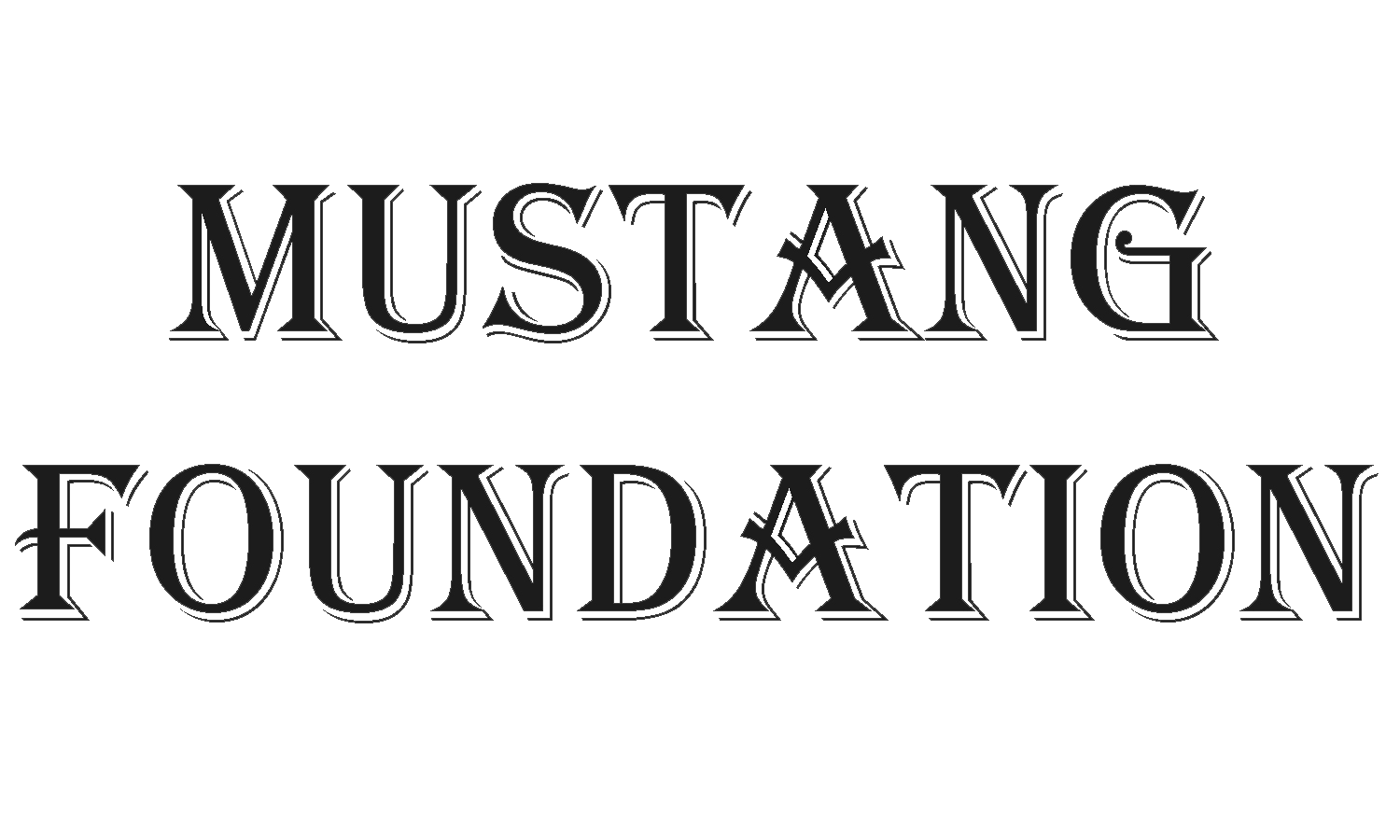 Mustang Foundation