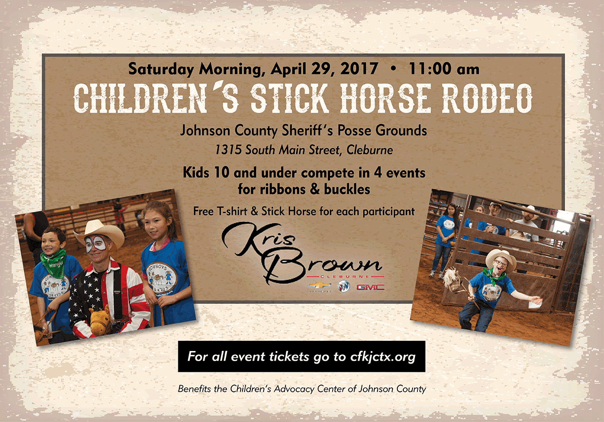 cowboys-for-kids-stick-horse-race
